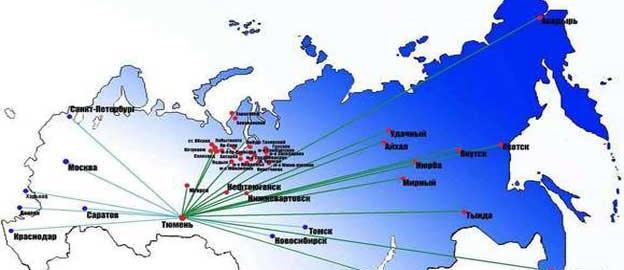 Переезд в другой город России