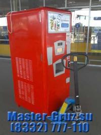 Перевозка вендинговых и игровых автоматов